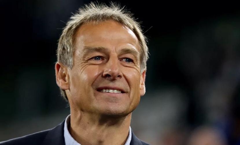 Jirgens Klinsmans, sportazinas.com