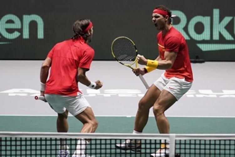 Spānijas tenisa izlase, sportazinas.com