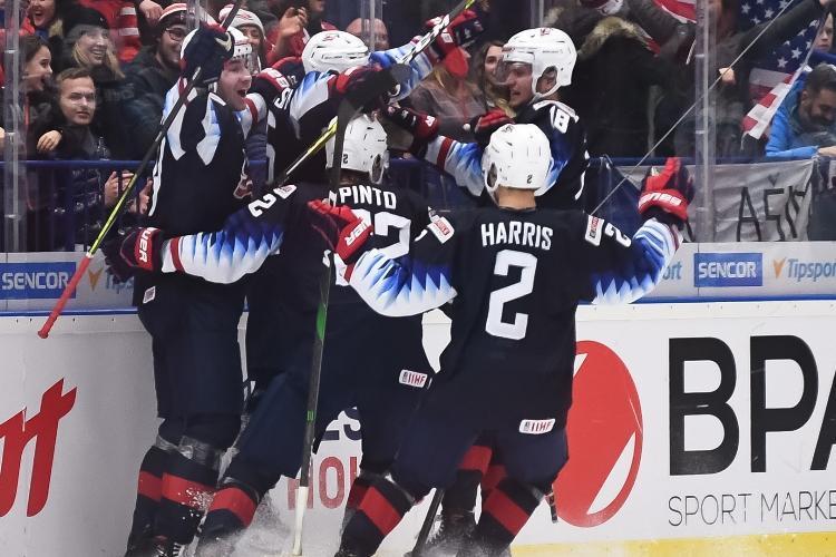 ASV U20 hokeja izlase, www.sportazinas.com