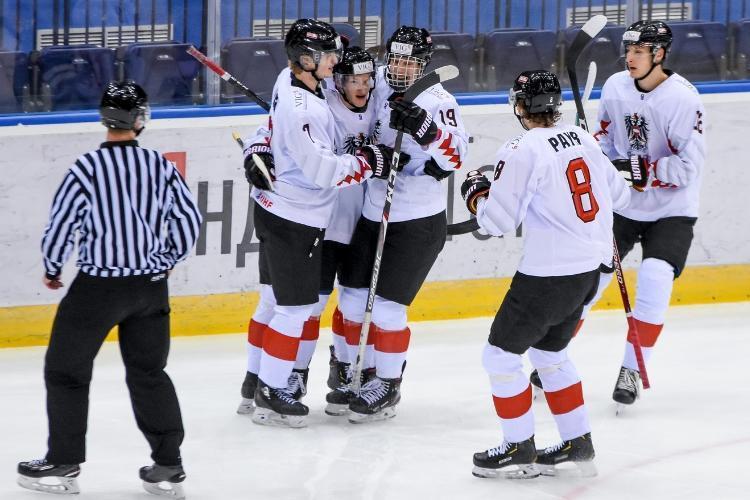 Austrijas U20 hokeja izlase, sportazinas.com
