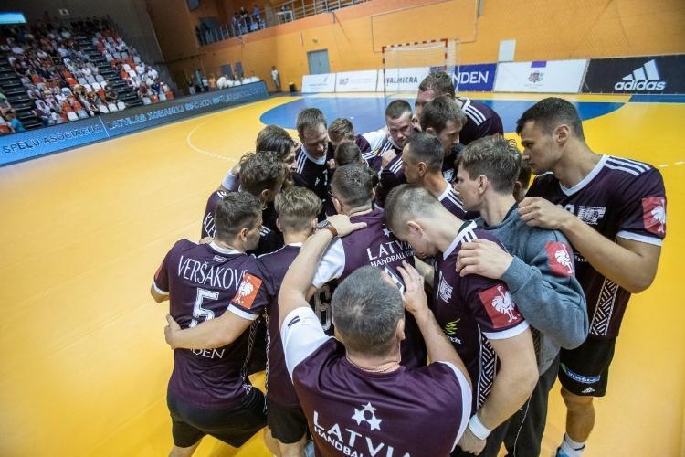 Latvijas handbola izlase, sportazinas.com