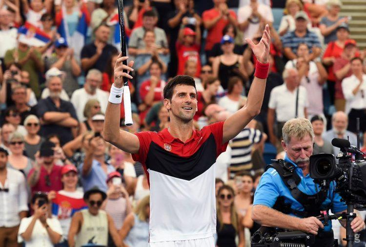 Novaks Džokovičs, sportazinas.com