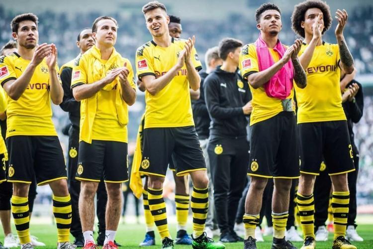 Dortmundes Borussia, sportazinas.com