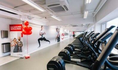 My Fitness, www.sportazinas.com