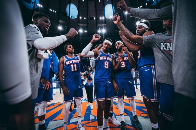 Ņujorkas Knicks, sportazinas.com