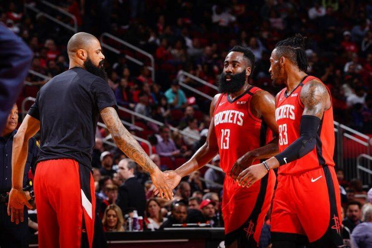 """Hjūstonas """"Rockets"""", sportazinas.com"""