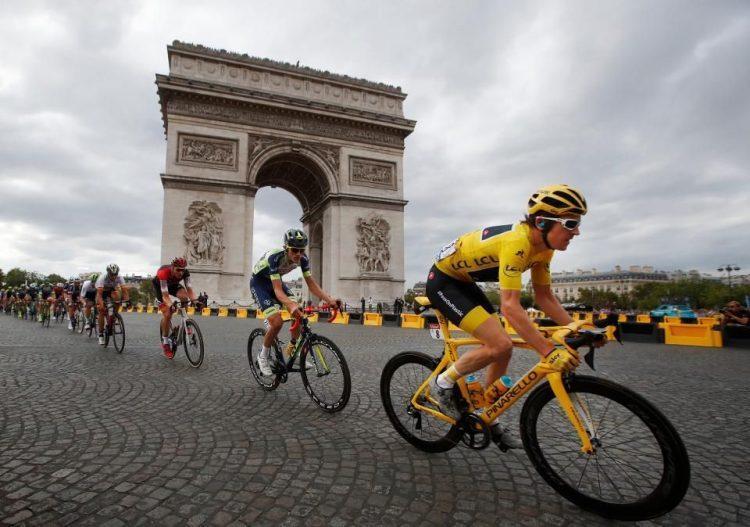 """""""Tour de France"""", sportazinas.com"""