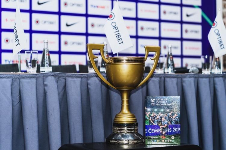 Virslīgas čempionu kauss, sportazinas.com