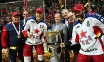 Maskavas CSKA hokejisti, www.sportazinas.com