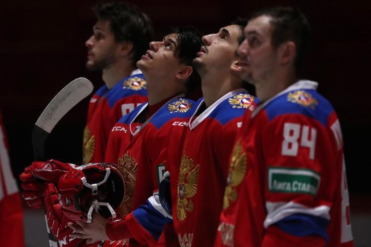 Krievijas hokeja izlase, sportazinas.com