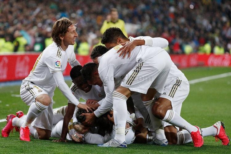 Madrides Real, sportazinas.com