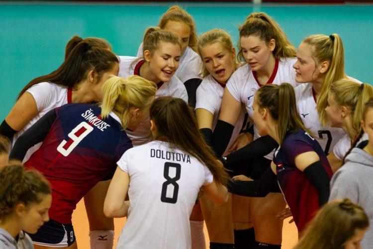 Latvijas sieviešu volejbola izlase, sportazinas.com