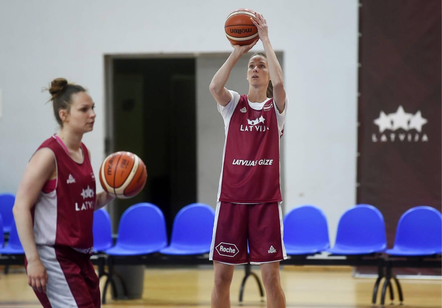 Kristīne Vītola, sportazinas.com