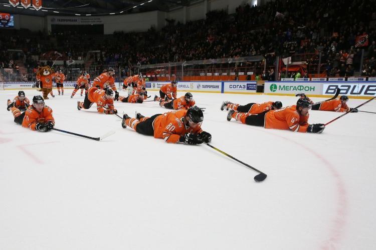 Habarovskas Amur, sportazinas.com