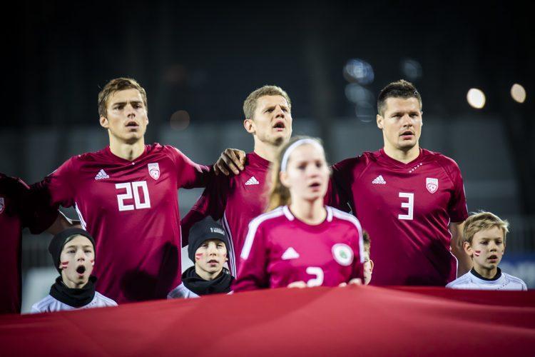 Roberts Uldriķis, Kaspars Dubra un Mārcis Ošs, sportazinas.com