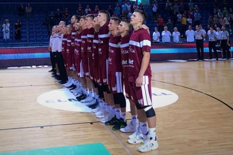 Latvijas basketbola izlase, sportazinas.com