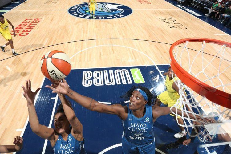 WNBA spēlētājas, sportazinas.com