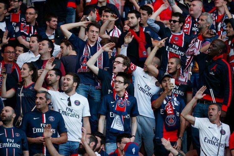PSG fani