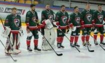 HK Liepāja hokejisti