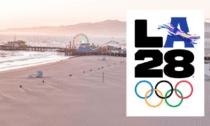 Losandželosas OS oficiālais logo