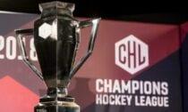Hokeja čempionu līgas trofeja