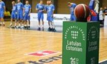 Latvijas - Igaunijas basketbola līga