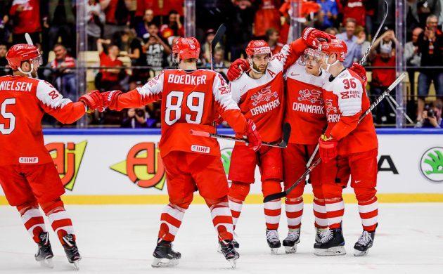 Dānijas hokeja izlase