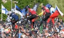 BMX riteņbraucēji Valmierā