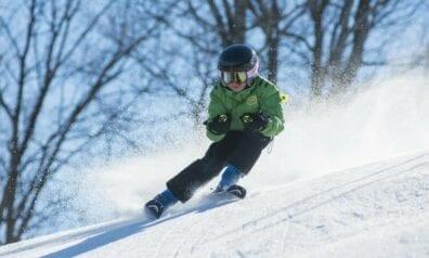 Kalnu slēpotājs