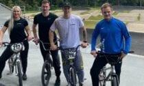 Latvijas BMX braucēji
