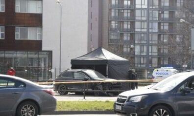 Romāna Bezzubova slepkavības notikuma vieta