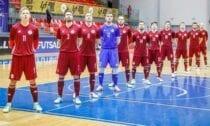 Latvijas telpu futbola izlase
