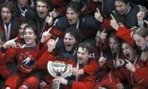 Kanādas U18 vīriešu hokeja izlase