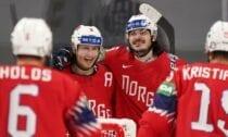 Norvēģijas hokeja izlase