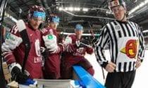 Latvijas izlases hokejisti