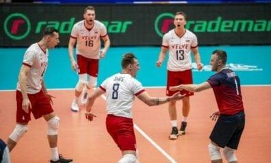 Latvijas vīriešu volejbola izlase