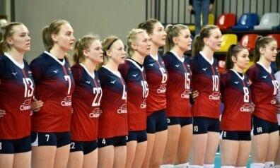Latvijas sieviešu volejbola izlase