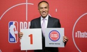 NBA drafta loterija 2021. gadā
