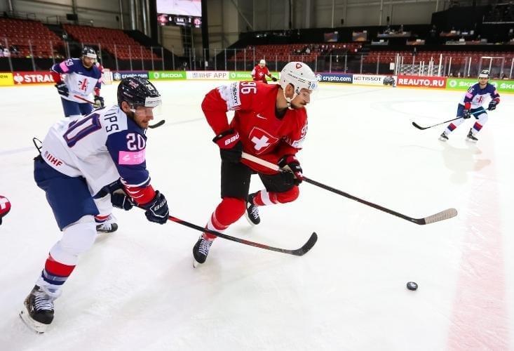 Hokeja mačs OSC