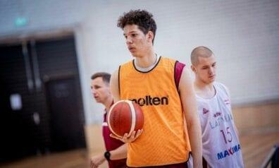 Latvijas U19 basketbola izlase