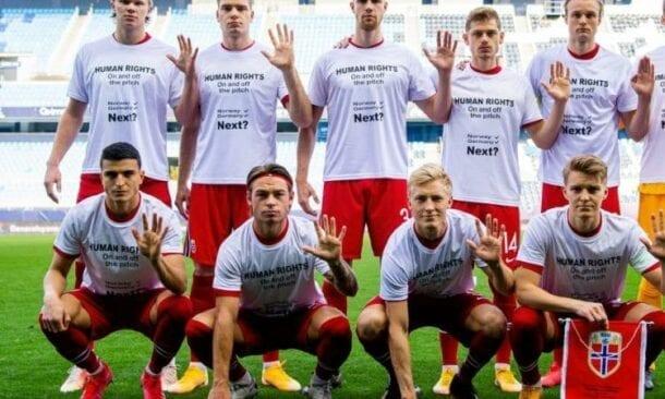Norvēģijas futbola izlase