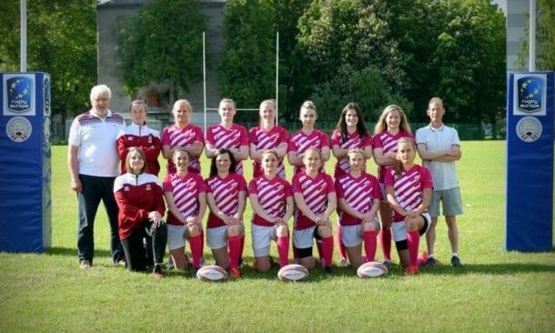 Latvijas regbija-7 sieviešu izlase