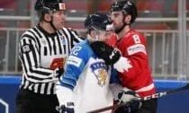Somijas un Kanādas hokeja izlases