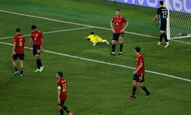 Spānijas futbola izlase