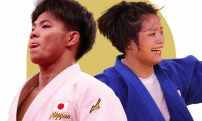 Hifumi Abe un Uta Abe