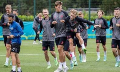 Dānijas futbola izlase
