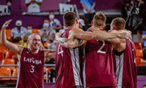 Latvijas 3x3 basketbolisti