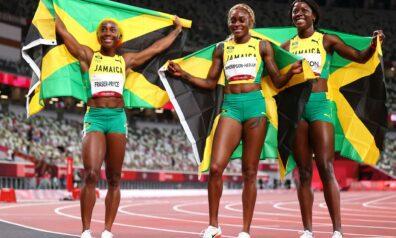 Jamaikas sprinteres