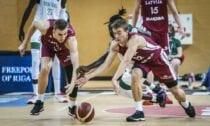 Latvijas izlases basketbolisti