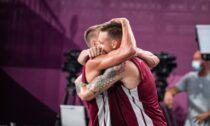Latvijas 3x3 basketbola izlase